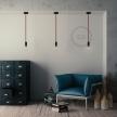 Wooden E27 lamp holder kit for XL cord