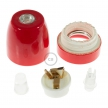 Porcelain E27 lamp holder kit