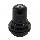 Bakelite E27 lamp holder kit for lampshade with switch