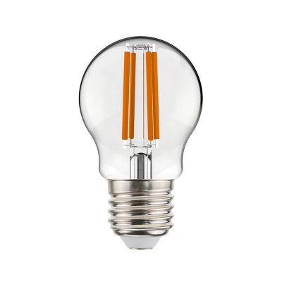 Light bulb filament Led Sphere 3.5W E14 Clear
