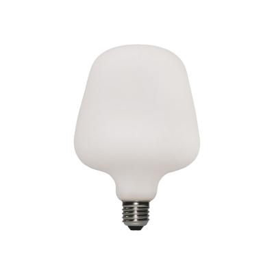 LED Porcelain Light Bulb Zante 6W E27 Dimmable 2700K