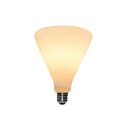 LED Porcelain Light Bulb Siro 6W E27 Dimmable 2700K