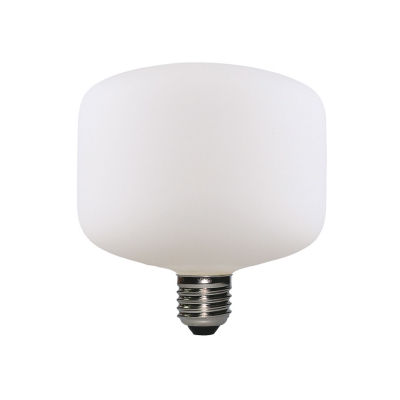 LED Porcelain Light Bulb Creta 6W E27 Dimmable 2700K
