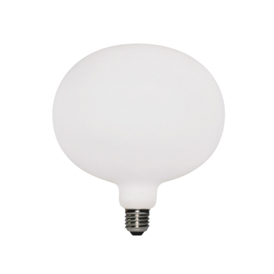 LED Porcelain Light Bulb Delo 6W E27 Dimmable 2700K