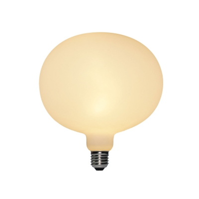 LED Porcelain Light Bulb Delo 6W E27 Dimmable 2700K