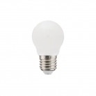 Decorative G45 Miniglobe Milky LED bulb 4,5W E27 Dimmable 2700K