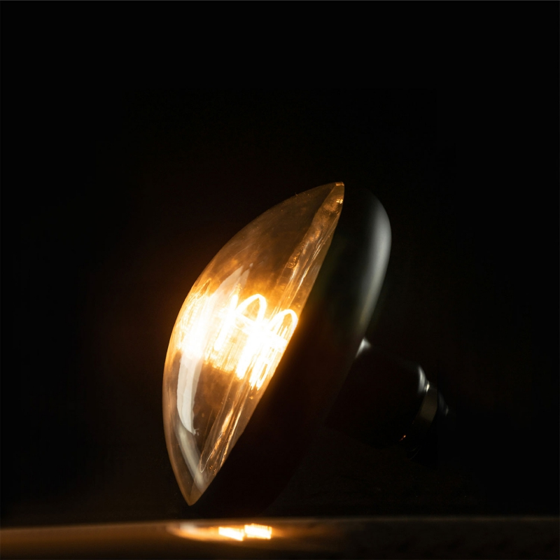 LED Mushroom Black light bulb 12W Dimmable 2200K