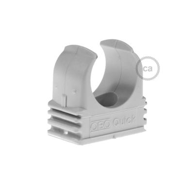 Plastic Cable Clip for Creative-Tube, diameter 20 mm