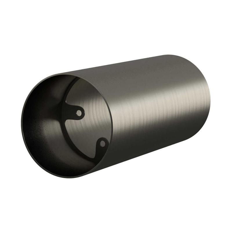 Tub-E14, spotlight pipe with E14 double ferrule lamp holder
