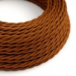 TM22 Whiskey Twisted Rayon Electrical Fabric Cloth Cord Cable