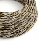 TG01 Windsor Twisted Rayon Electrical Fabric Cloth Cord Cable