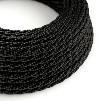 TG06 Romanov Twisted Rayon Electrical Fabric Cloth Cord Cable