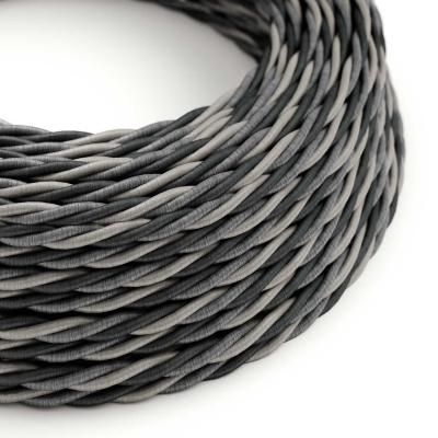 TG07 Orleans Twisted Rayon Electrical Fabric Cloth Cord Cable