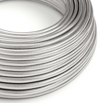 RR12 100% Tinned Copper covered Electrical Fabric Cloth Cord Cable