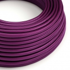 RM35 UltraViolet Round Rayon Electrical Fabric Cloth Cord Cable