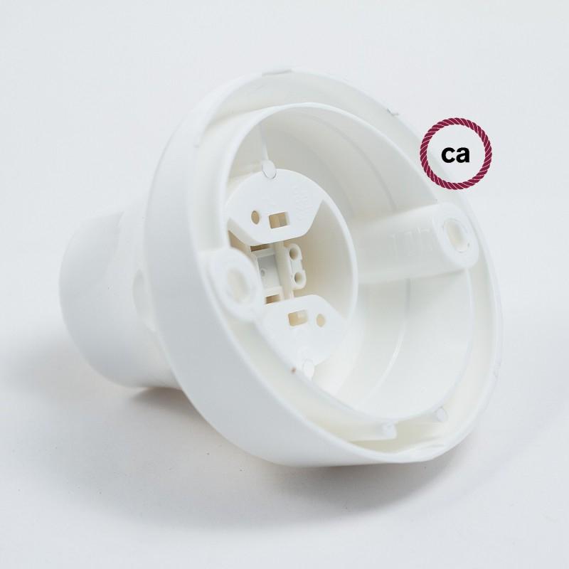 Fermaluce thermoplastic wall light source