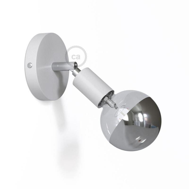 Fermaluce Metal 90°, the adjustable wall flush light