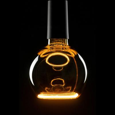 LED Globo G125 Smoky Floating Line 8W Dimmabile 2000K bulb