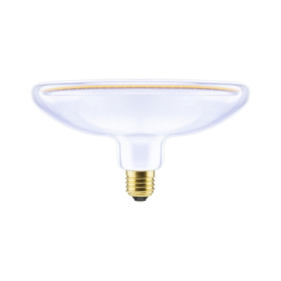 LED Reflector R200 Clear Floating Line 8W Dimmable 2200K bulb