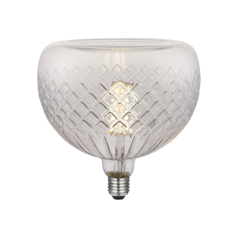 LED D190 Bellaluce Line 10W E27 Dimmable 2700K Bulb