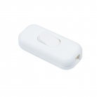 Double Pole in-line Switch, white - 1 pc