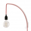 Archet(To), transparent wall mount for pendant lamps