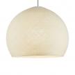 Dome M lampshade made of polyester fiber, 35 cm diameter - 100% handmade