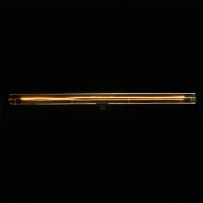 S14d LED tube transparent light bulb - 1000 mm lenght 13W 2200K dimmable - for Syntax