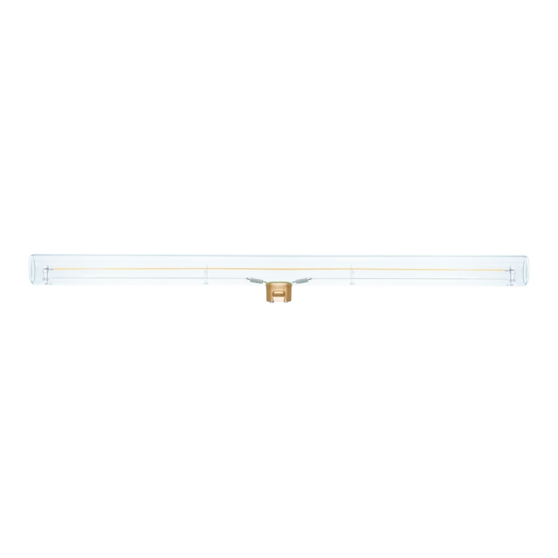 S14d LED linear clear Light Bulb - 500 mm lenght 12W Dimmable 2200K - for Syntax