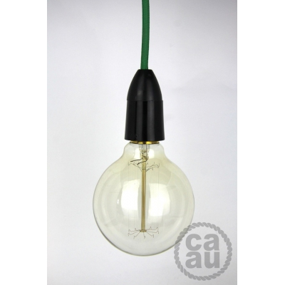 Lampholder Slim Black
