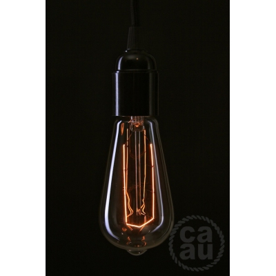 Edison Lightbulb Teardrop Original