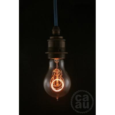 Edison Lightbulb Round Style
