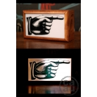 Lightbox: Pointing Finger