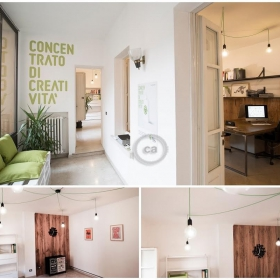 All Creative Agency: office installation