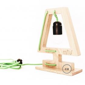 Customer Creation! Milù the table lamp